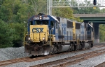 Y361-22 CSXT 8535(SD50-2) ex SBD 8535(SD50) & CSXT 8568(SD50) ex C&O 8568(SD50)